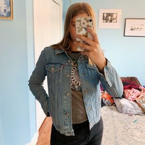 NWT Levi's Denim Jacket